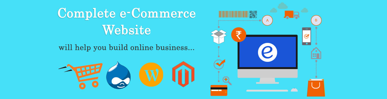 e-commerce Web developent, online shoping website design provider company in pune, india